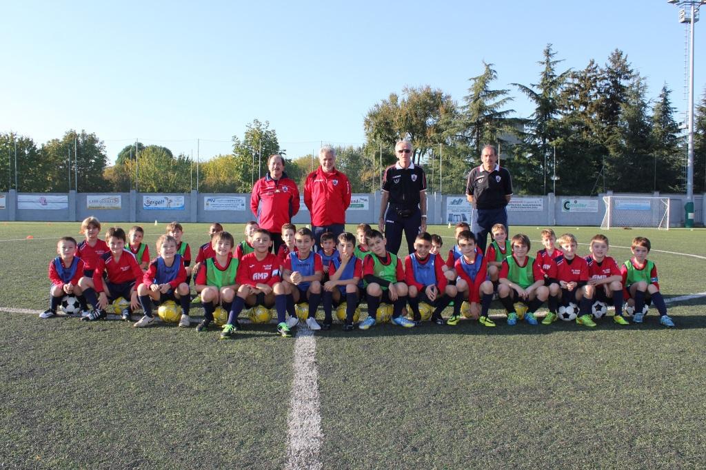 Scuola calcio 2008