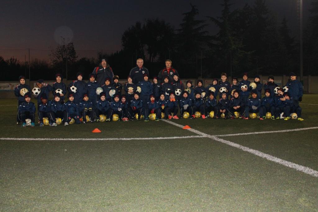 scuola calcio 2008-09